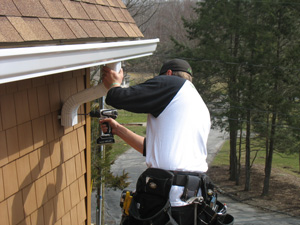 Charlotte, NC's experts for gutter installation