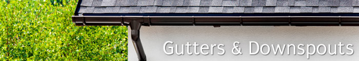 Gutter Installation in NC, including Concord, Rock Hill & Charlotte.