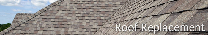 Roof Replacement in NC, including Concord, Rock Hill & Charlotte.
